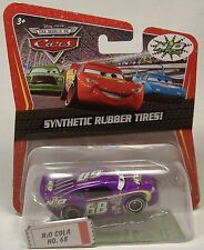 Disney Pixar Cars N2O COLA K-Mart Days Sealed Synthetic Rubber Tires #68 RARE
