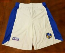 Golden State Warriors Under Armour Combine NBA Basketball Shorts Mens 2xl