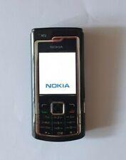 Nokia N Series N72 - Glossy black (Unlocked) Smartphone