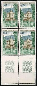 FRANCE 1969 42e CONGRES PHILATÉLIQUE YT n° 1602 Neuf ★★ luxe / MNH BDF