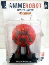 MOSTRO AKRON 10 Anime Robot Action Figure modellino Daltanious (Nuovo sigillato)