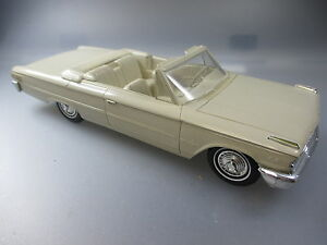 Amt: US Promo Car, 1:25, Mint Condition, Ford Cabriolet,Plastic,1965