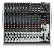 BEHRINGER Xenyx X2222USB - Mixing Desk with Effects NEW
