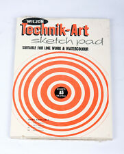 Wiljon Technik-Art A5 Sketch Pad