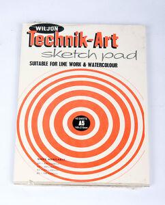 Wiljon Technik-Art A5 Sketch Pad