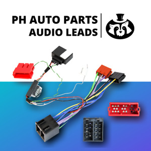 Porsche Cayman (987) CDR24 or PCM2/ 2.1 CAN BUS Radio harness/ ISO adapter lead