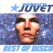 Best Of Disco - Patrick Juvet (1999, CD NIEUW)