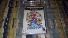 Super Mario Sunshine (Nintendo GameCube, 2002) New Sealed Graded Gold VGA 90+