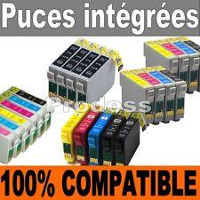 cartouches d'encre compatible non-oem imprimantes epson SX WF T0714 T1285 T1295