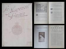REVUE LE MOUVEMENT FEMININ - n°1 - 1913 - FEMINISME, OLIVE SCHREINER