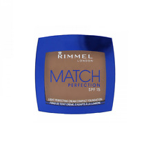 RIMMEL MATCH PERFECTION 402 BRONZE COMPACT FOUNDATION SQUARE COMPACT *BRAND NEW*