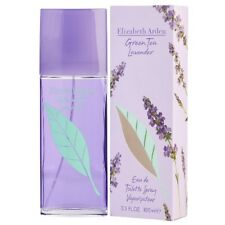 Green Tea Lavender by Elizabeth Arden 3.3 oz EDT Perfume for Women New In Box