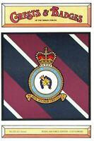 Postcard RAF Royal Air Force Station COTTESMORE Crest Badge No.125 NEW