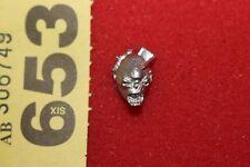 Games workshop señor de los anillos moria Cueva Troll cabeza Bit LOTR Metal GW fuera de imprenta GW