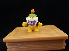 World Of Nintendo Mario Microland Bowser Jr Miniature Figure