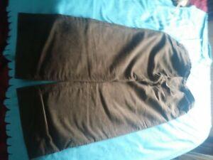 Hoggs of Fife Moleskin Trouser 36x31