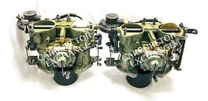 Mercedes Benz 190SL Dual Solex 44 PHH Carburetor Rebuilding Service