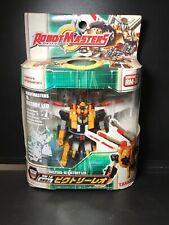 Takara Transformers Robot Masters RM-16 Victory Leo Saber MISB
