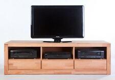 TV Board- Lowboard Dira -Buche-massiv--geölt-neu und OVP !!!!
