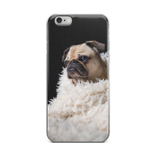 High Quality Pug iPhone Case for iPhone 5/5S/SE, 6/6S/6S+ (Manufactured in USA)