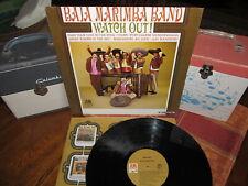BAJA MARIMBA BAND Vinyl Lp WATCH OUT! Original 1966 A&M