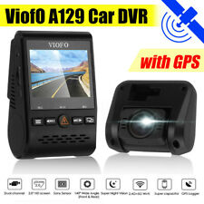 Viofo A129 Duo 1080P Car Dash DVR Video Camera GPS WiFi 140° 5GHz Dual Channel