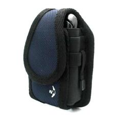 AUTHENTIC BLUE NITE-IZE CARGO CASE RUGGED BELT CANVAS COVER F6Q for Cellphones