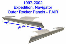 1997-2002 FORD EXPEDITION AND LINCOLN NAVIGATOR ROCKER PANEL PAIR!