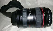 Canon EF 24-105mm f/4 L USM Zoom Lens Auto-focus Ultrasonic 77mm for DSLR Camera
