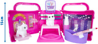 Crayola Washimals Beauty Salon Playset Adorable Little Pets Colour And Wash Toy