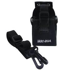 MSC-20A Multi-function Radio Case Holder for Cobra FRS105 FRS110 FRS115 FRS120