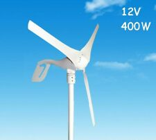 3 Blades 400W 12V DC Wind Generator System Home Street Light Electricity Tool
