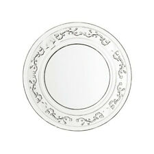 La Rochère  Versailles   Assiette à dessert en verre Ø 19cm - Lot de 6