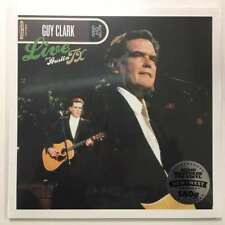 Guy Clark - Live From Austin, Tx NEW LP