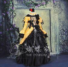 Vocaloid Lolita Rin Len Cosplay Kleid dress costume