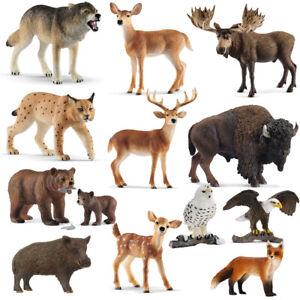 Schleich® WILD LIFE Forest Waldtiere Spielfigur zum auswählen inkl. Neuheiten