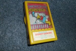 VINTAGE 1975 KOHNER BROS. SHOWBOAT DONALD DUCK DISNEY DANCER SPIN WHEEL TOY