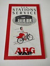 Prospectus Catalogue Brochure Moto Vap Concessionnaires 1953