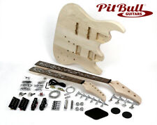 Pit Bull Guitars BG-46 Electric Guitar/Bass Kit