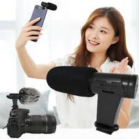Mini Portable Interview Video Phone MIC-06 Recording Mini Camera Mic Microphone
