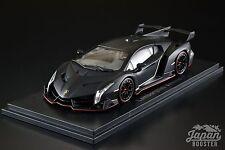 [KYOSHO ORIGINAL 1/43] Lamborghini Veneno Matt Black K05571MBK