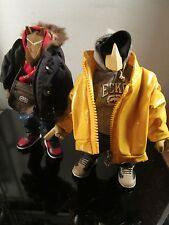 ecko rhino doll figures rare scarce