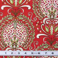 Lot L948 - MERRY MISTLETOE by FreeSpirit  -  Christmas Patchwork by the ½ metre
