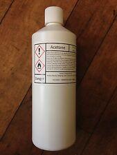 PURE ACETONE 1L HIGH GRADE 99.7%+ (TECHNICAL GRADE)