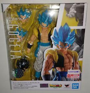 Bandai Tamashii Nations SH Figuarts Dragon Ball Super GOD GOGETA Figure MISB