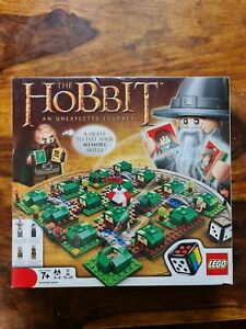 The Hobbit - LEGO BOARDGAME - Complete Buildable Game