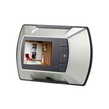 2.4'' LCD Visual Monitor Door Peephole Peep Hole Wired Viewer Camera Video AZ