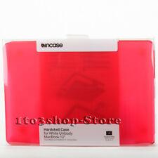 "Incase Hardshell Hard Case For White Unibody MacBook 13"" (Pink) ≠ Retina"