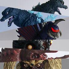 Bandai Ultimate Monsters Godzilla Part 1 - Complete Set of 6 pcs - Free Shipping