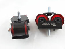 ENGINE MOTOR MOUNTS fit 240SX S13 S14 SR20DET KA24DE CA18DET